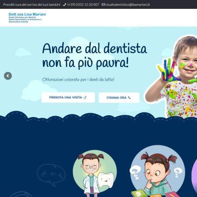 immagine dentista per bambini